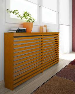 Cubreradiadores de madera carpintero almer a - Como hacer cubreradiadores ...